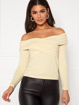 Toppar - Ivyrevel Cross Front Sleeve Top