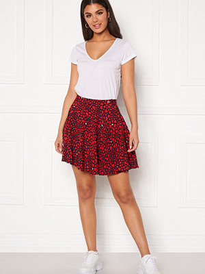 Tommy Jeans Heart Print Skirt