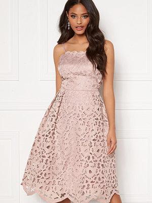 Chi Chi London Claudelle High Neck Dress