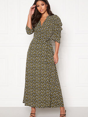 co'couture Alina Flower Wrap Dress
