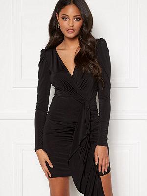 Ivyrevel Drape Front Dress