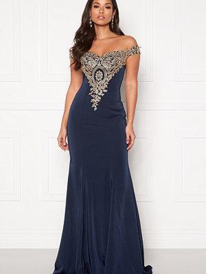 Susanna Rivieri Royal Fishtail Dress