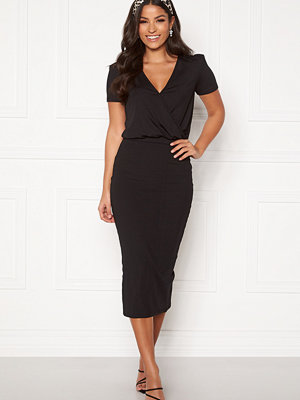 Bubbleroom Besa wrap dress