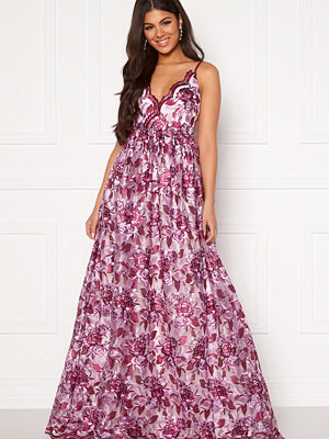 Moments New York Gardenia Floral Gown