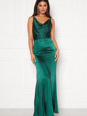 Chi Chi London Molly Mae Satin Dress