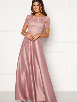 Moments New York Madeleine Satin Gown