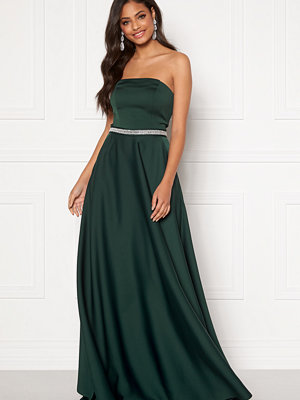 Moments New York Victoria Satin Gown