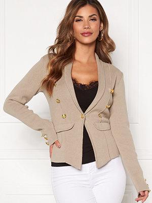 Kavajer & kostymer - Chiara Forthi Stella heavy knit blazer