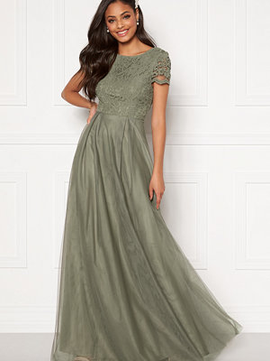 Moments New York Anna Mesh Gown
