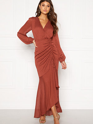 Moments New York Thea Dotted Gown