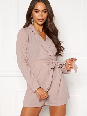 Ax Paris Blazer Playsuit