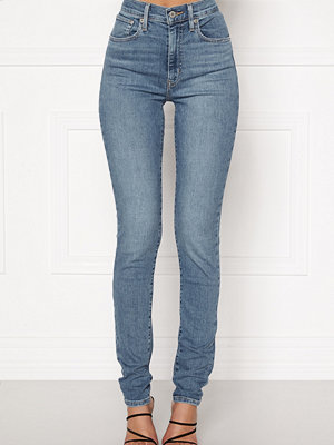 Levi's Mile High Super Skinny Better Safe Than