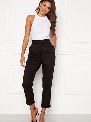 Happy Holly svarta byxor Sarah utility pants