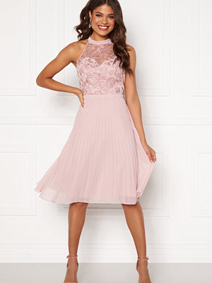 Chi Chi London Pyper Lace Bodice Dress
