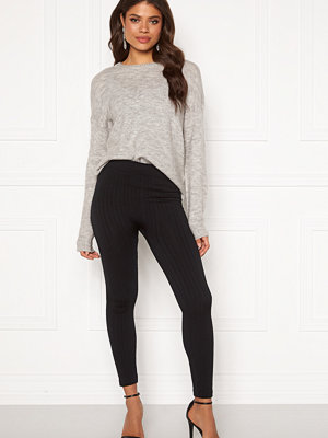 Blue Vanilla Cable Knit Legging