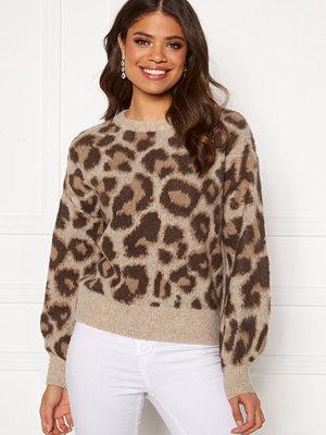Object Leoana L/S Knit Pullover