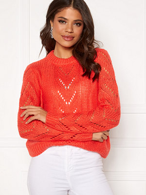 Pieces Kaithlyn LS o Neck Knit