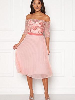 Chi Chi London Selda Bardot Midi Dress