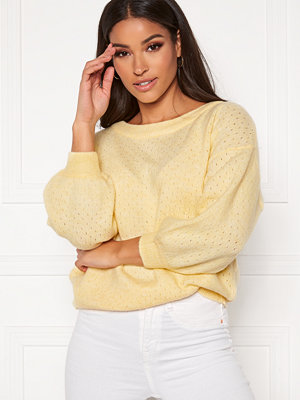 Selected Femme Mille 3/4 Knit Wide