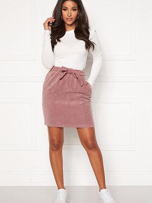 Only Rigie-Nelle HW PB Cord Skirt