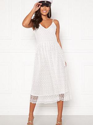 Vila Glow S/L Midi Dress