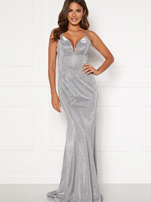 Susanna Rivieri Sparkling Fishtail Dress