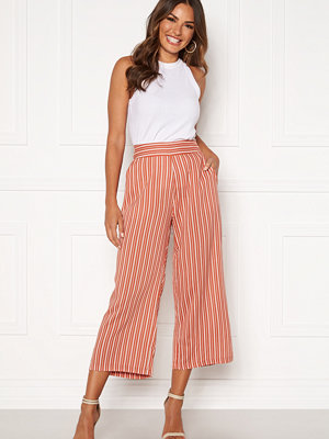 Happy Holly randiga byxor Ebba pants