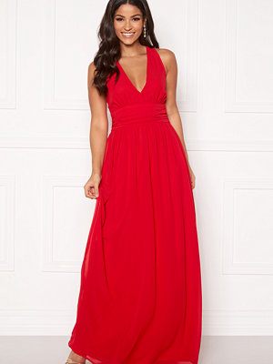 Bubbleroom Hampton dress Red