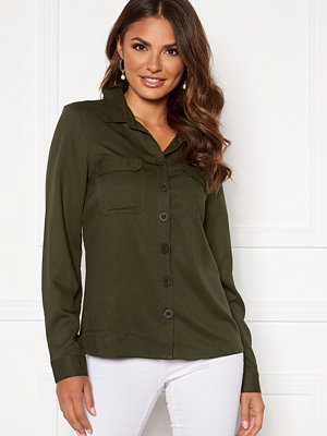 Skjortor - Happy Holly Sarah utility shirt