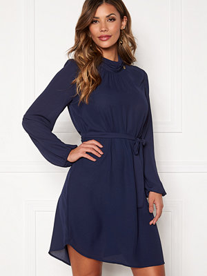 Chiara Forthi Jeanne wrinkle dress