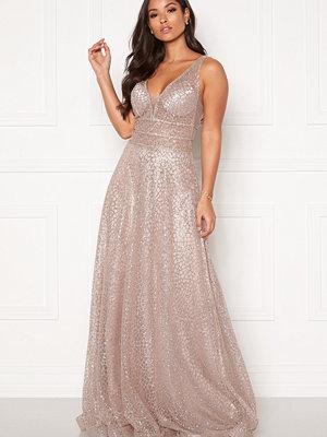 Susanna Rivieri Sparkling Glitter Gown