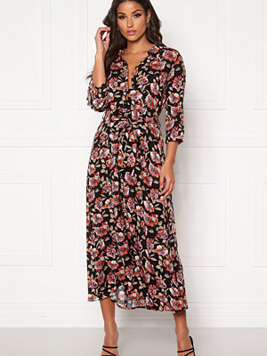 Jacqueline de Yong Starr Life 3/4 Maxi Dress