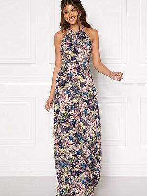 Zetterberg Couture Safira Long Flower Dress