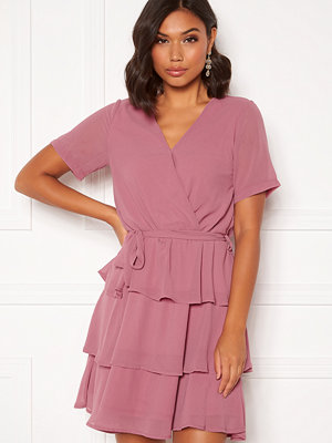 Sisters Point Nappa Dress Rouge