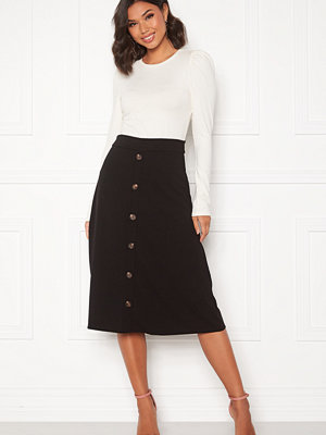 Jacqueline de Yong Bellis Button Skirt