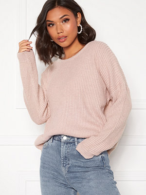 Blue Vanilla Round Neck Jumper