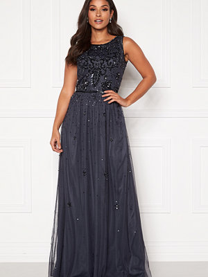 Angeleye Scatter Sequin Maxi Dress