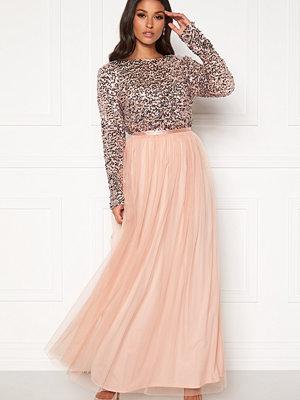 Vila Sparrow L/S Maxi Dress