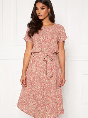 Jacqueline de Yong Starr Life S/S Belt Dress
