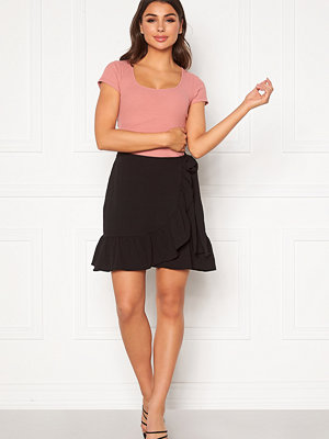 Vero Moda Cita Bobble Wrap Skirt