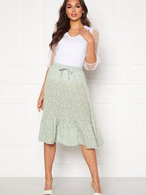 Only Nadja-Addiction Long AOP Skirt