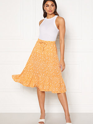 Only Nadja-Addiction Long AOP Skirt