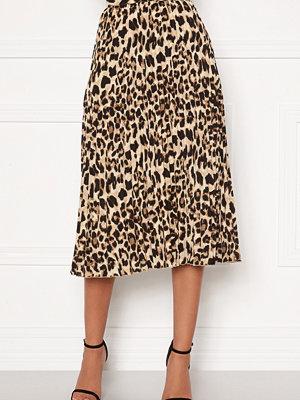 Sandra Willer X Bubbleroom Pleated midi skirt