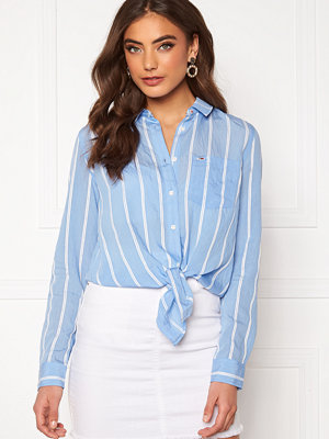 Tommy Jeans Front Knot Shirt