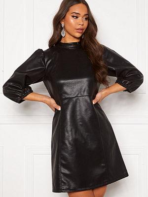 Vila Pumida 3/4 Short Dress Black