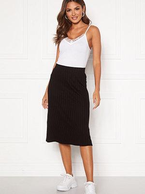Happy Holly Mila rib skirt