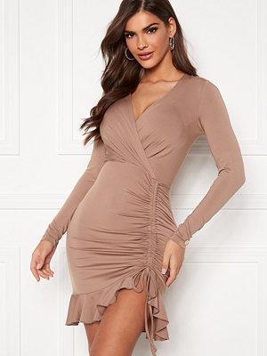 Chiara Forthi Sheila flounce dress