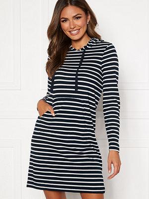 Happy Holly Camila striped tricot hood