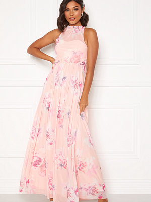 Moments New York Lavender Floral Gown