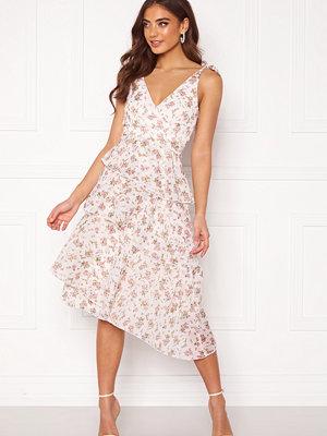 Bubbleroom Velma dress White / Floral